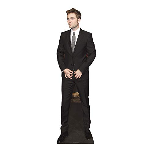 Robert Pattinson-Pappaufsteller von Star Cutouts.