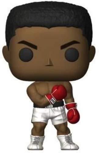 Funko 38332 POP Vinyl: Muhammad Ali Sports Sammelbares Spielzeug, Mehrfarben, Standard
