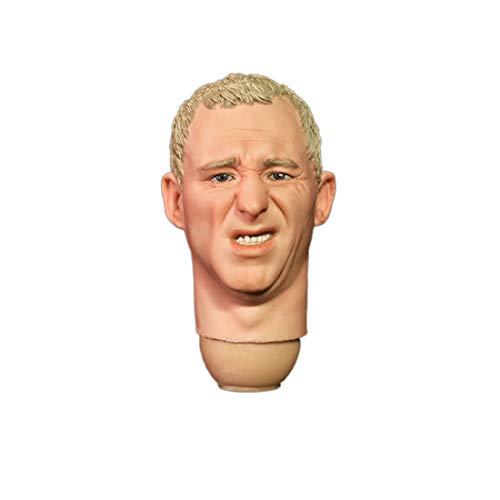 Batop 1/6 Männlich Kopf Sculpt für 12 Zoll Action Figur Männlich Soldat Actionfigur Modell -...