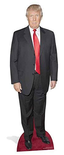 STAR CUTOUTS Kartonschnitt von Jeremy Corbyn, Lebensgröße