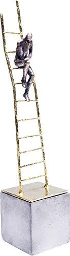 Kare Design Deko Objekt Elements Climbing Man, Dekofigur, Dekoobjekt, Moderne Accessoires,...