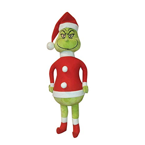 U/N Lebensechte Grinch Christmas Geek Animation Home Decoration (Multicolor)