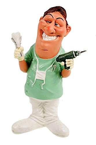 Les Alpes Funny Live Zahnarzt Figur Beruf Arzt Zähne Lustige Figuren