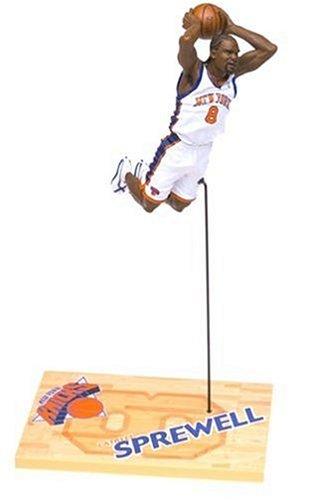 NBA Figur Serie III (Latrell Sprewell)