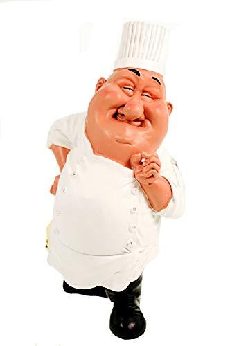 Les Alpes Funny Live Koch Figur Beruf Cooking Kochen Geschenk