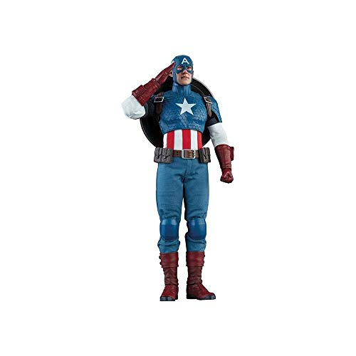 Sideshow Collectibles Marvel Comics Action Figure 1/6 Captain America 30 cm