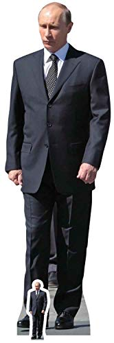 STAR CUTOUTS Kartonschnitt von Jeremy Corbyn, Lebensgröße, Pappe, Mehrfarbig, 173 x 55 x 173 cm