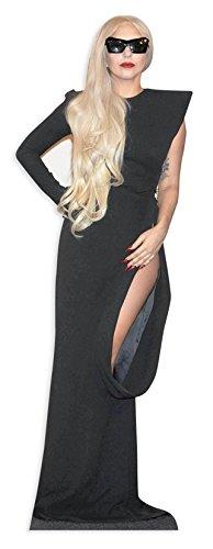 Star Cutouts Pappaufsteller von Lady Gaga