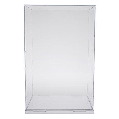perfeclan Acryl Vitrine 21,5 x 21 x 35 cm Showcase Display case Schaukasten für Auto Actionfiguren...