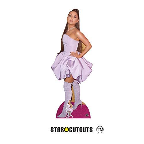 Star Cutouts CS780 Ariana Grande Pappaufsteller in Lebensgröße, 163 cm, inklusive...