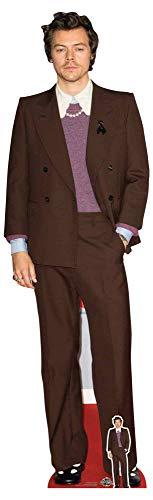 empireposter Harry Styles - Mauve Jacket - Prominente Star VIP - Pappaufsteller Standy - 56x183 cm