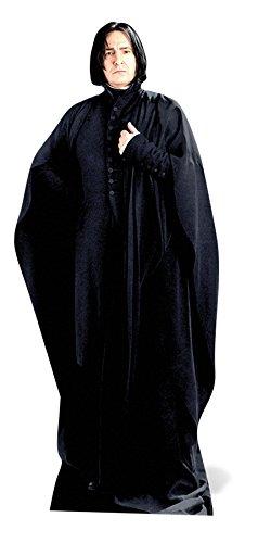 partyman.co.uk Severus Snape 183cm cradboard Star Cutouts in Größe Reale