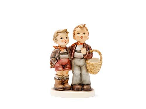 M.I.Hummel Hum 370-Muttertag Figuren, Keramik, Mehrfarbig, One Size