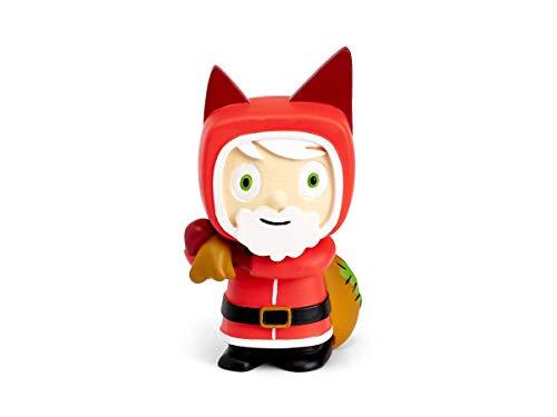 tonies Hörfiguren für Toniebox - Kreativ Weihnachtsmann - ca. 90 Minuten Speicher für Deine...