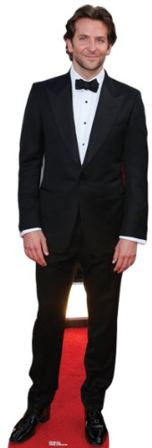 Star Cutouts Pappaufsteller von Bradley Cooper