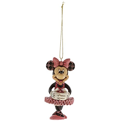 Disney Traditions Minnie Nutcracker Hanging Ornament