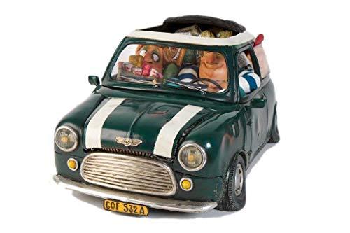 My First Love Mini Car Figur Comic Art of Guillermo Forchino 27,8 cm Länge