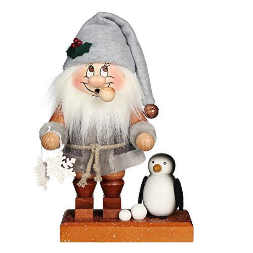 Räuchermann Wichtel Nordpol Santa