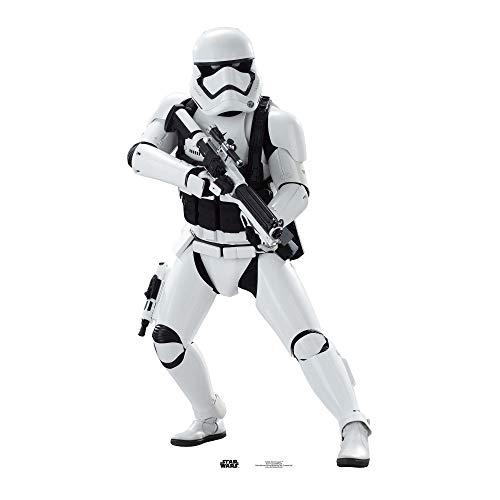 Offizielle Star Wars Ausschnitte, Pappe, Erwachen der Stormtrooper, 172 x 94 x 172 cm