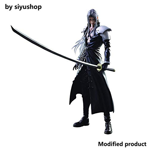 Siyushop Final Fantasy Advent Kinder: Sephiroth Play Arts Kai Actionfigur - Sephiroth Actionfiguren...