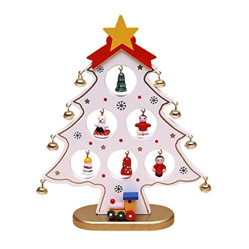 Dream Room Weihnachtsbaum Weihnachtsmann Schneemann Glocke Anhänger Schaukel Dekoration Geschenke...