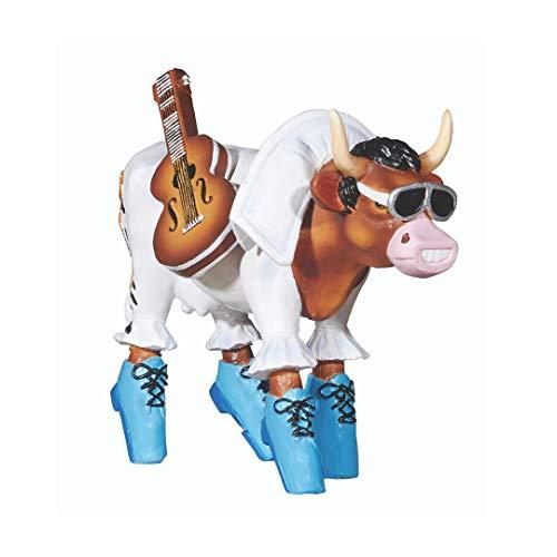 CowParade Rock 'n Roll (medium Resin)