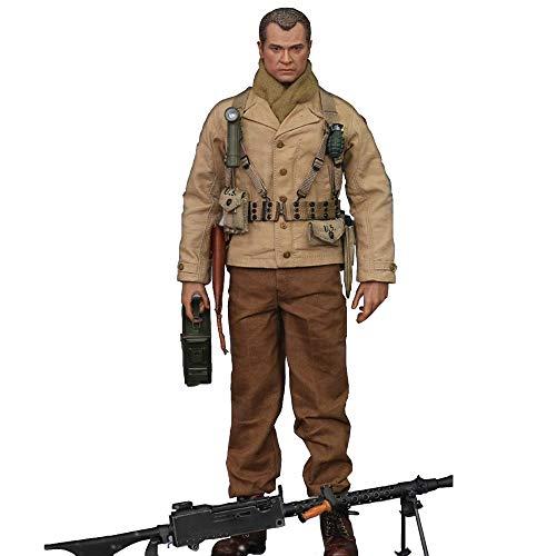 Batop 1/6 Soldat Modell, 12 Zoll US Armee Soldat Actionfigur Modell Spielzeug Figuren Militär...