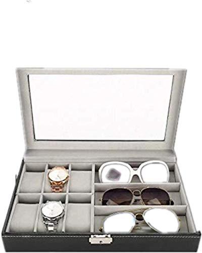 Box, Ringe Display-Tablett, Aufbewahrungsbox, Geschenkbox, Perlen Aufbewahrungsanzeige Fallhalter...