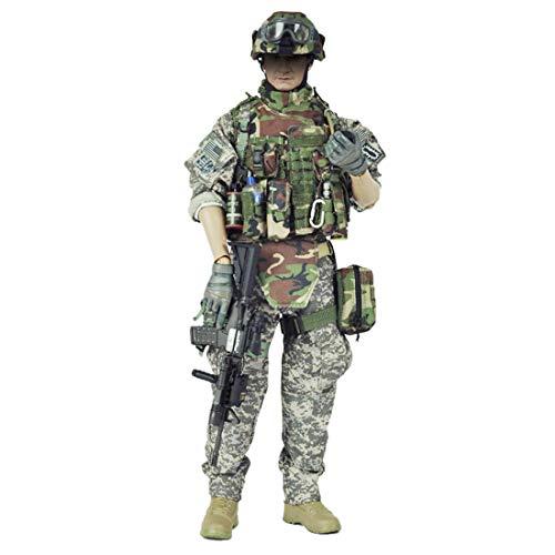 Batop US Armee EOD Kostüm Figuren Zubehör für 1/6 Soldat Actionfigur Modell Spielzeug Figuren...