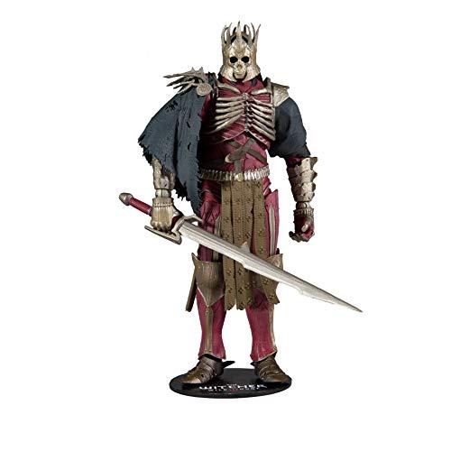 McFarlane Witcher Actionfigur Eredin 18 cm 13402-5 Mehrfarbig
