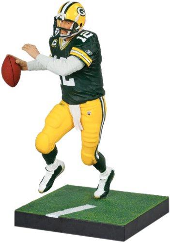 McFarlane NFL Elite Series 2 Aaron Rodgers - Green Bay Packers