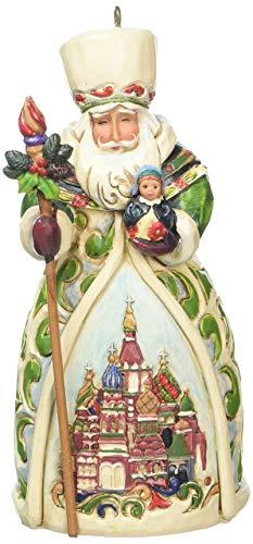 Enesco Russian Santa (Hanging Ornament)