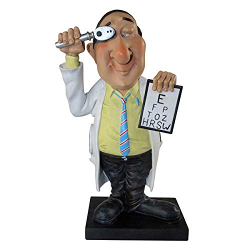 Vogler Funny Life - Augenarzt mit Sehtafel