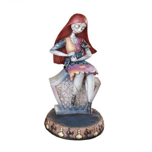 Disney Traditions by Jim Shore 4013978 The Nightmare Before Christmas Sally Figur 20,3 cm