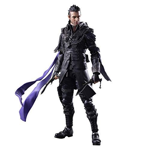 Siyushop Kingsglaive Final Fantasy XV Nyx Ulric Spielkünste Kai Actionfigur - Ausgestattet Mit...