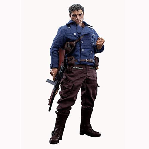 1/6 Barnes Figure Soldat Scale Modell Militär Figuren Sammel Statuen Geschenk Für Kinder Und...