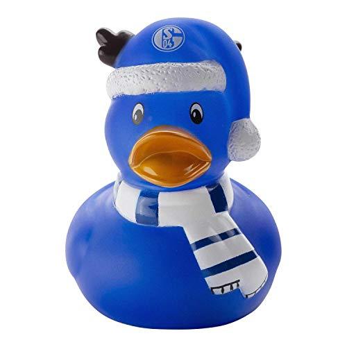 FC Schalke 04 Badeente - Rentier - S04 Quietscheente, Ente, Duck (L)