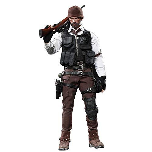 1/6 Doomsday War Series End War Action Figuren Soldat Modell Beweglich Soldaten Statuen Sammel...