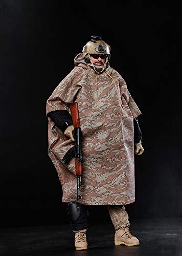 Delili 1/6 Rangers Action Figur Revenge Operation Reconnaissance Team Sammlung Soldat...