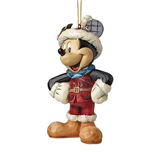 Disney Tradition Sugar Coated Mickey Mouse (Hanging Ornament)