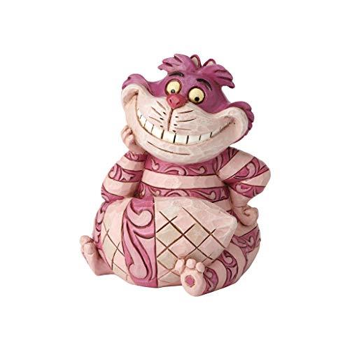Disney Tradition Cheshire Cat Mini Figur, Mehrfarbig
