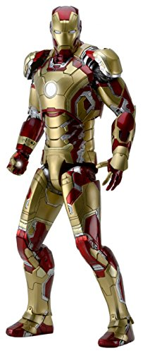 Iron Man 3 Actionfigur 1/4 Iron Man Mark XLII 46 cm