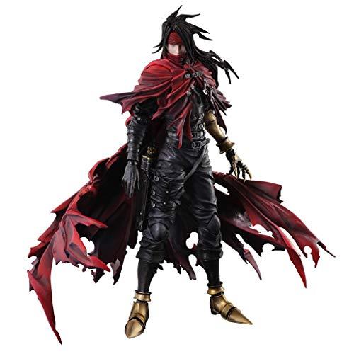 Siyushop Final Fantasy Dirge Von Cerberus Vincent Valentine Spielkünste Kai Action Figure - Vincent...