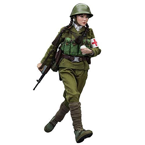 1/6 Weiblich Soldat Modell Mini Militär Action Figuren Statuen Für Kinder Und Erwachsene Geschenk...