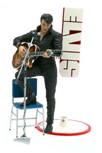 Elvis Presley 12 Inch Action Figur: ´68 Comeback Special