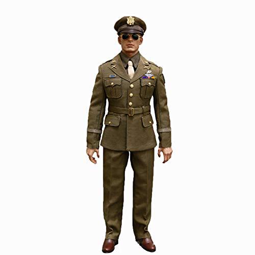 MXUS 1/6 Zweiter Weltkrieg US-Armee Actionfigur Uniform Set Spielzeug Hochwertige Dekorative...