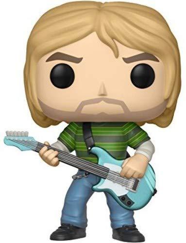 Funko 24777 No POP Vinylfigur: Rocks: Kurt Cobain (Teen Spirit)