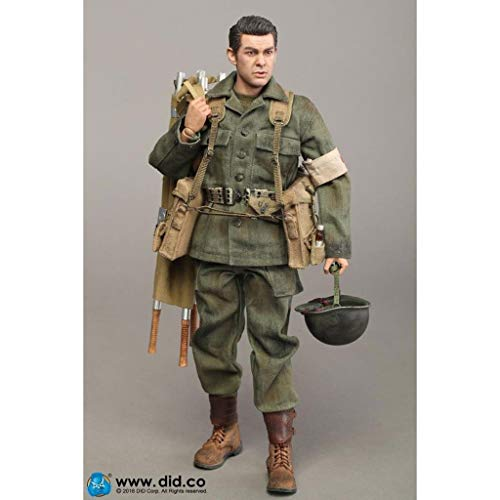 LRWTY Military Toy 1/6 Maßstab Zweiten Weltkrieg Armee Militär, 12 Zoll US-77th Infantry Division...