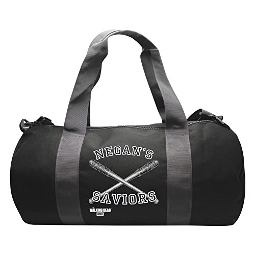 ABYstyle- The Walking Dead Sport Bag Negan's Saviors für Adulti, ABYBAG287
