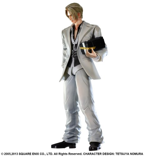 Square Enix Figur 'Final Fantasy VII' – Advent Child Rufus Shinra